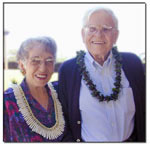 Blanche and Joe Morgan, Pearl Harbor Survivors