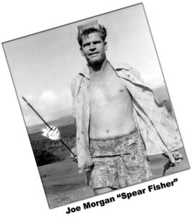 Joe Morgan Spear Fisher